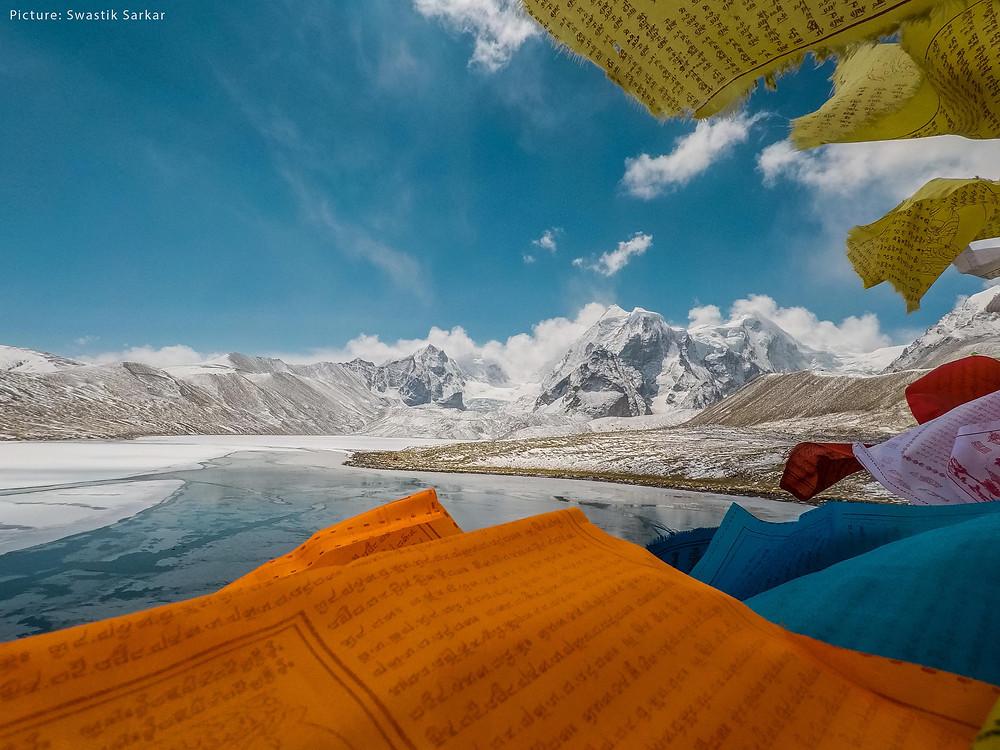 Gurudongmar Lake North Sikkim | Sikkim Travel Places
