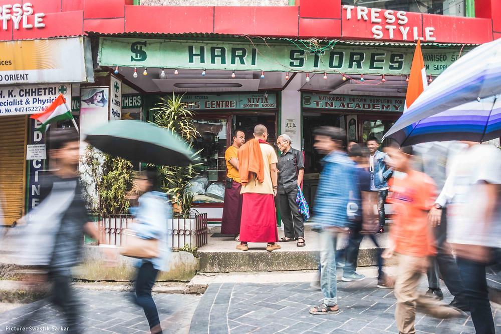 MG Marg Mall Gangtok | Gangtok Mall | Things to do in Sikkim