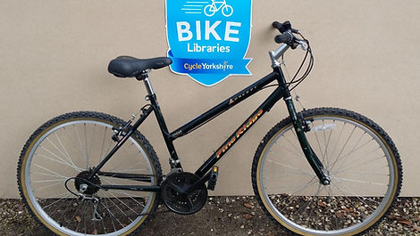 Bike Library - Concept Pineridge