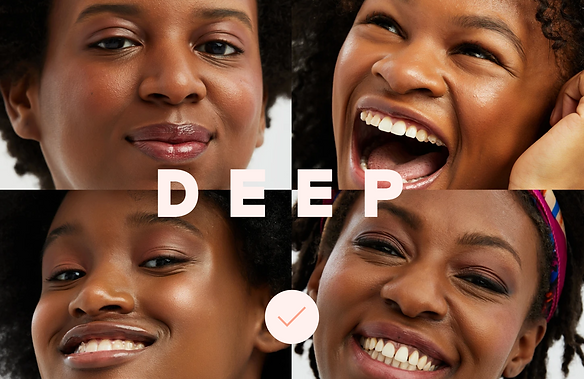 Deep By Exa Beauty | The Circle & The Square