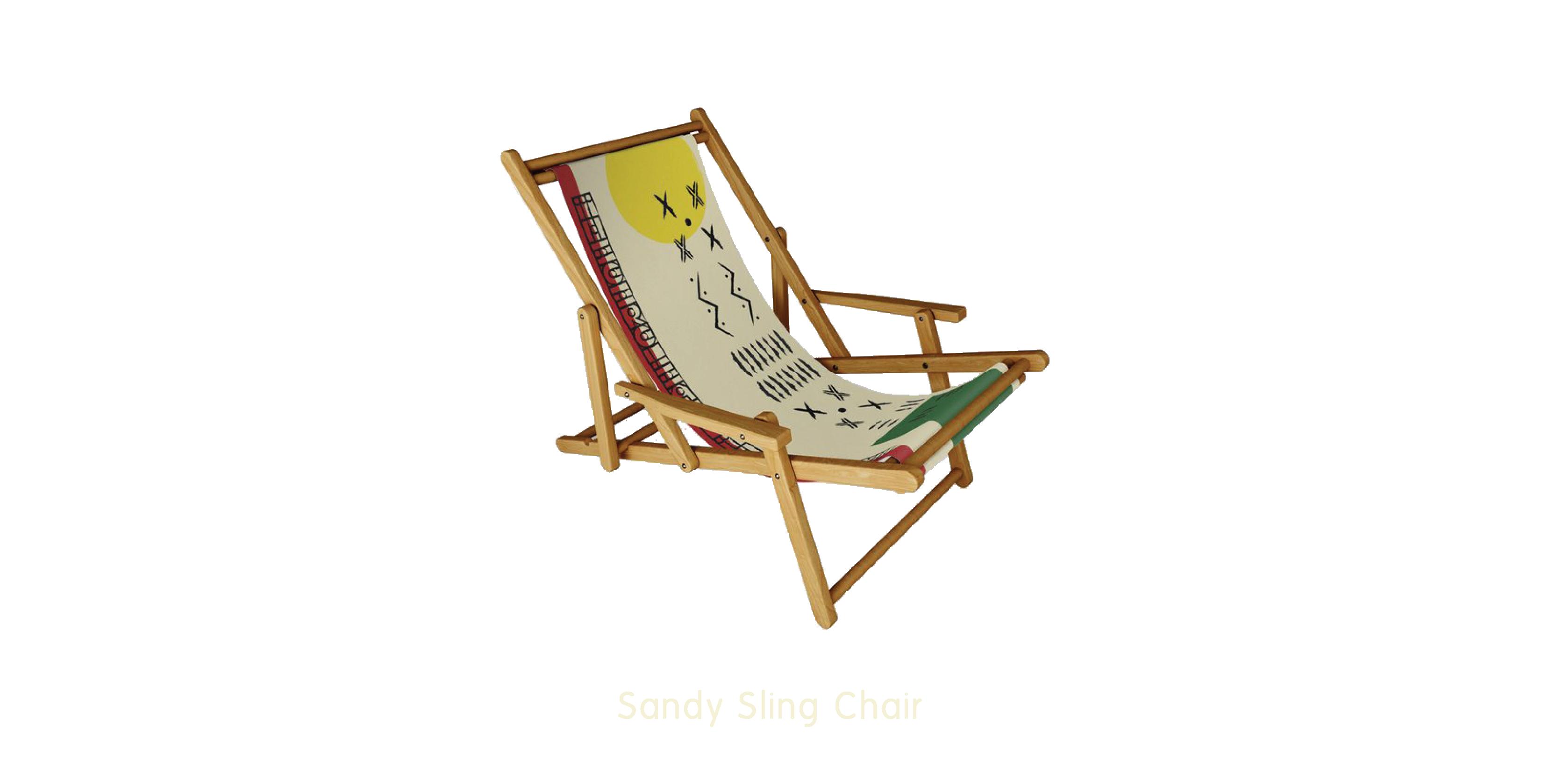 Sandy Sling Chair