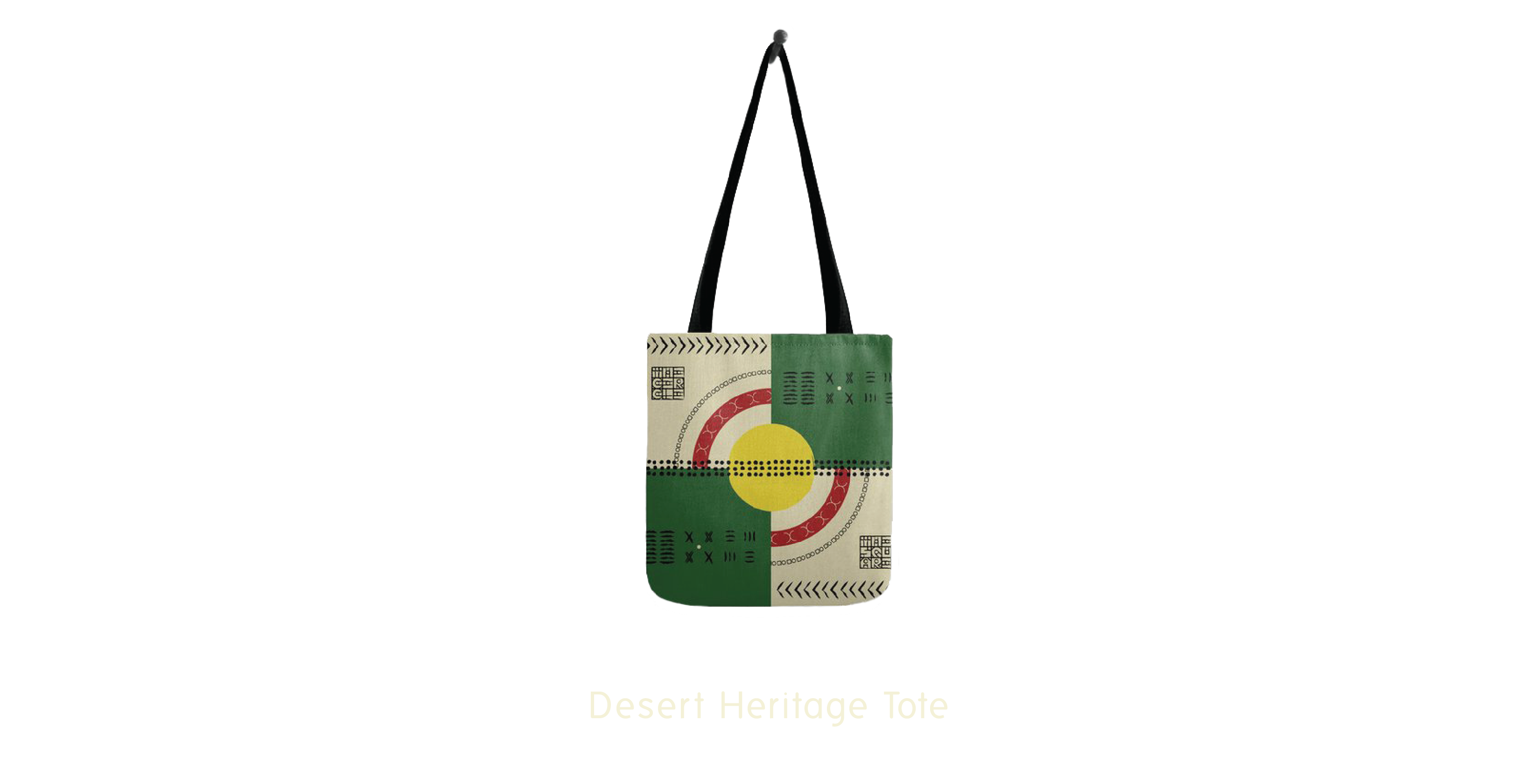 Desert Heritage Tote