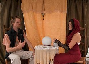 Tarot Card Reading by The Moon Witch Corrin DaCosta Wenatchee Washington