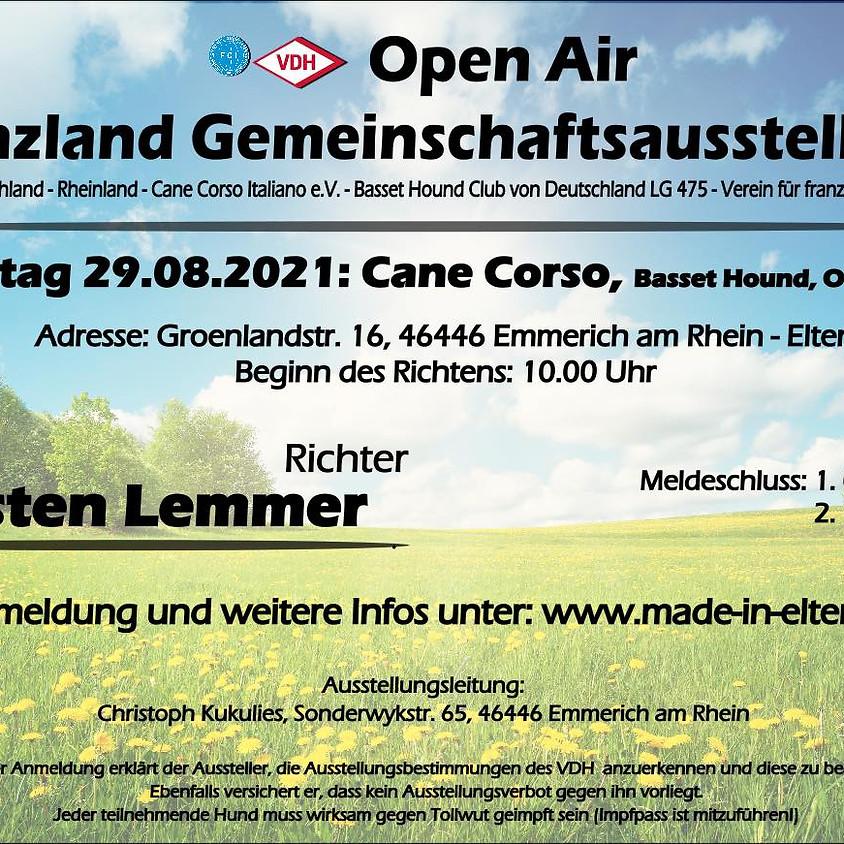 Open Air CAC - Grenzland Gemeinschaftsausstellung