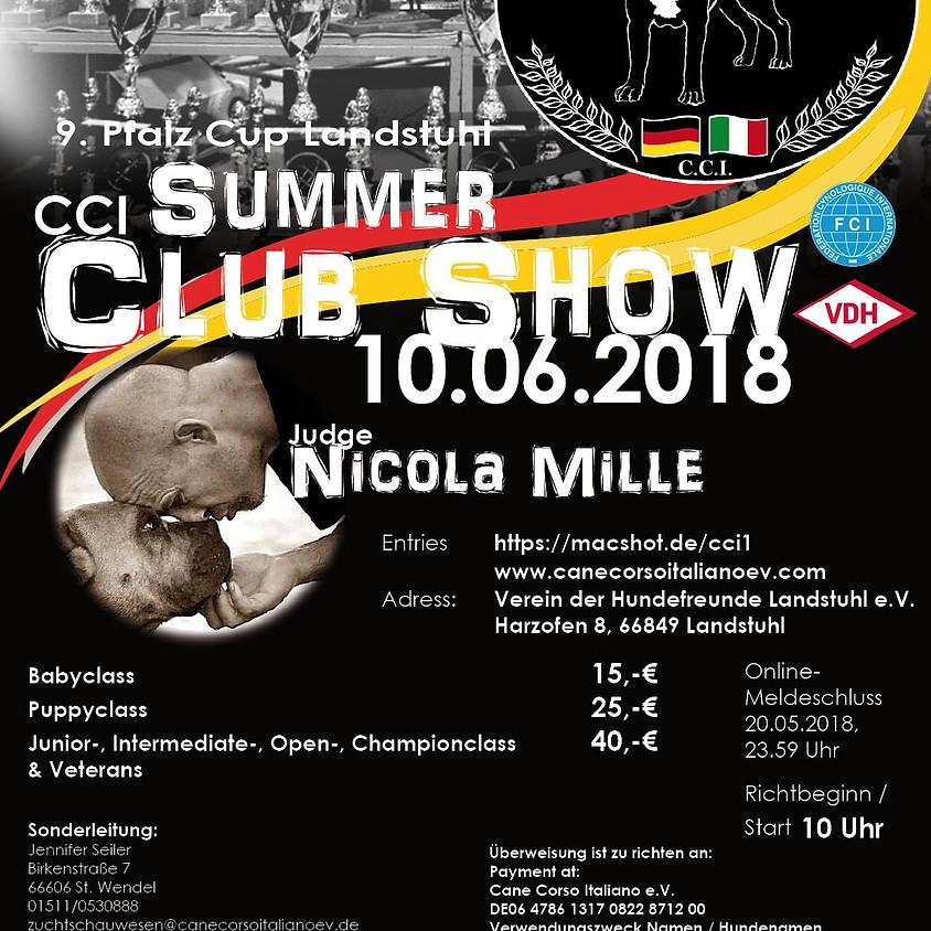 Summer Club Show