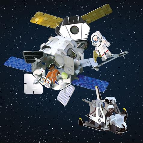 The Crafty Creative Space Ranger PLAY PRESS