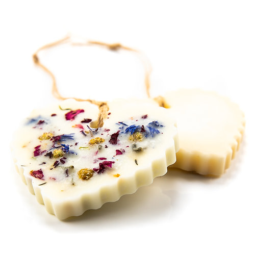Hanging Heart Wax Melts Pack of 2
