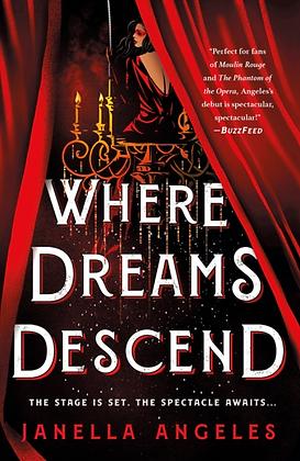 WHERE DREAMS DESCEND (#1) by JANELLA ANGELES