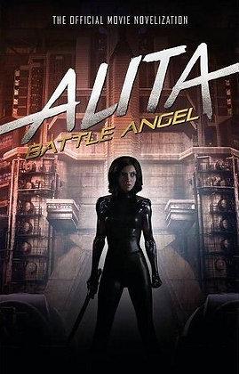 ALITA: BATTLE ANGEL by PAT CADIGAN