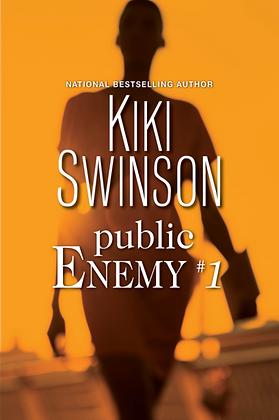PUBLIC ENEMY #1 by KIKI JOHNSON