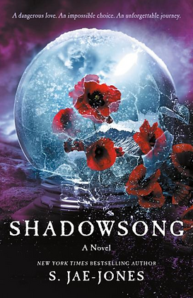 SHADOWSONG (#2) by S. JAE-JONES