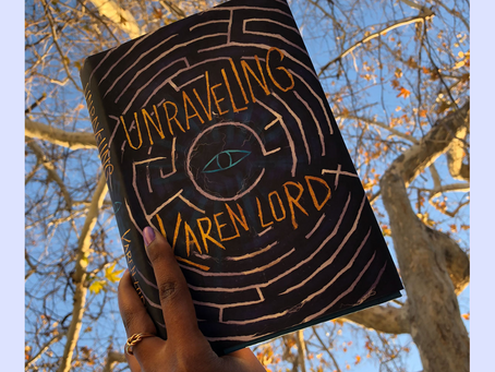 #Shelved 14 | Unraveling by Karen Lord Book Review