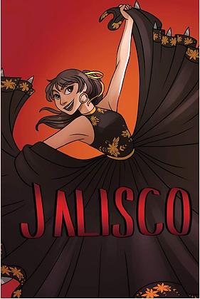 JALISCO by KAYDEN PHOENIX