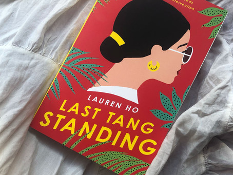 #Shelved 11 | Last Tang Standing Book Review