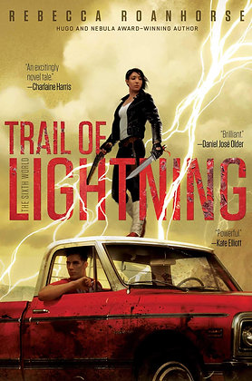 TRAIL OF LIGHTNING VOL.1 (SIXTH WORLD #1) by REBECCA ROANHORSE