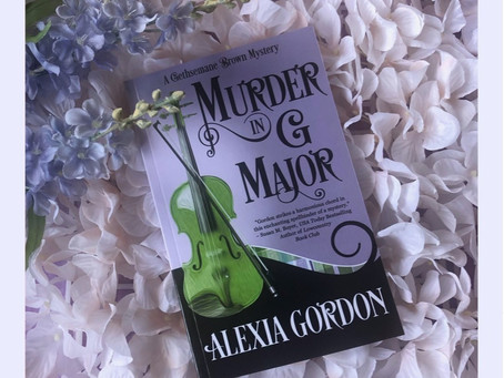 #Shelved 22 | Book Review: Murder in G Major by Alexia Gordon