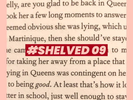 #SHELVED 09 | Miss Read Books Reviews