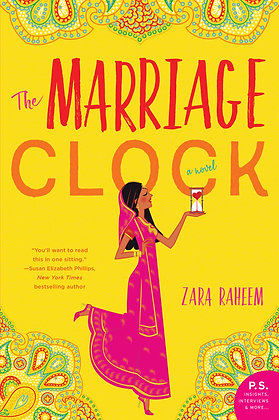 THE MARRIAGE CLOCK by ZARA RAHEEM