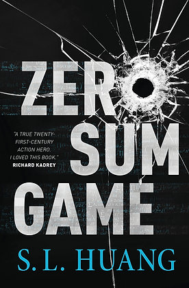 ZERO SUM GAME (CAS RUSSELL BK 1) by SL HUANG