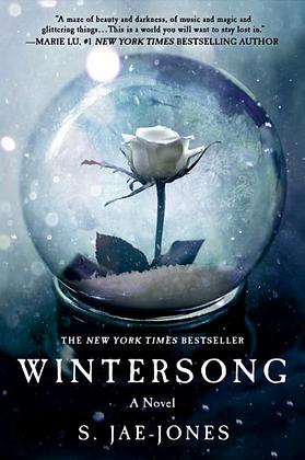 WINTERSONG (#1) by S. JAE-JONES