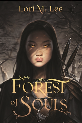 FOREST OF SOULS (SHAMANBORN #1) by LORI M. LEE