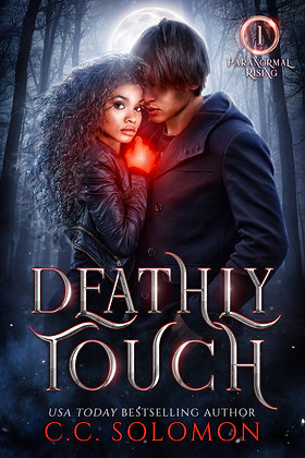 DEATHLY TOUCH by CC SOLOMON