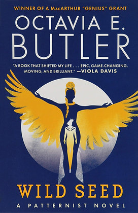 WILD SEED (PATTERNIST BK.1) by OCTAVIA E. BUTLER