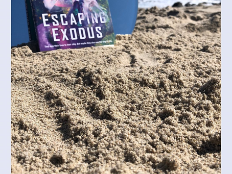 #Shelved 23 | Book Review: Escaping Exodus by Nicky Drayden