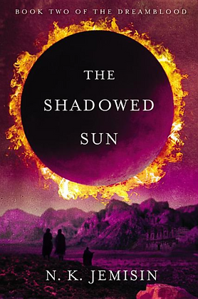 THE SHADOWED SUN (DREAMBLOOD DUOLOGY #2) by NALO HOPKISON
