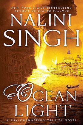 OCEAN LIGHT (PSY-CHANGELING TRINITY, BK. 2) by NALINI SINGH