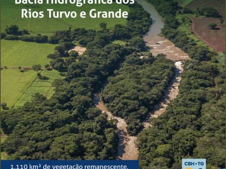 Vamos conhecer as ações dos Comites de Bacia Hidrograficas dos Rios Turvo e Grande