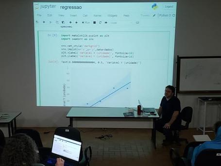 I Curso de Modelagem Matemática em 3 PG e Python
