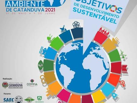 Prefeitura de Catanduva realiza Semana do Meio Ambiente