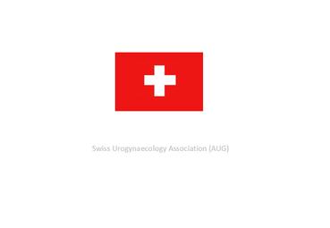 Swiss Urogynaecology Association (AUG)