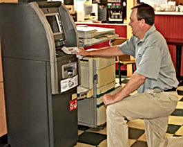 ATM Cleaning, ATM Lighting Survey