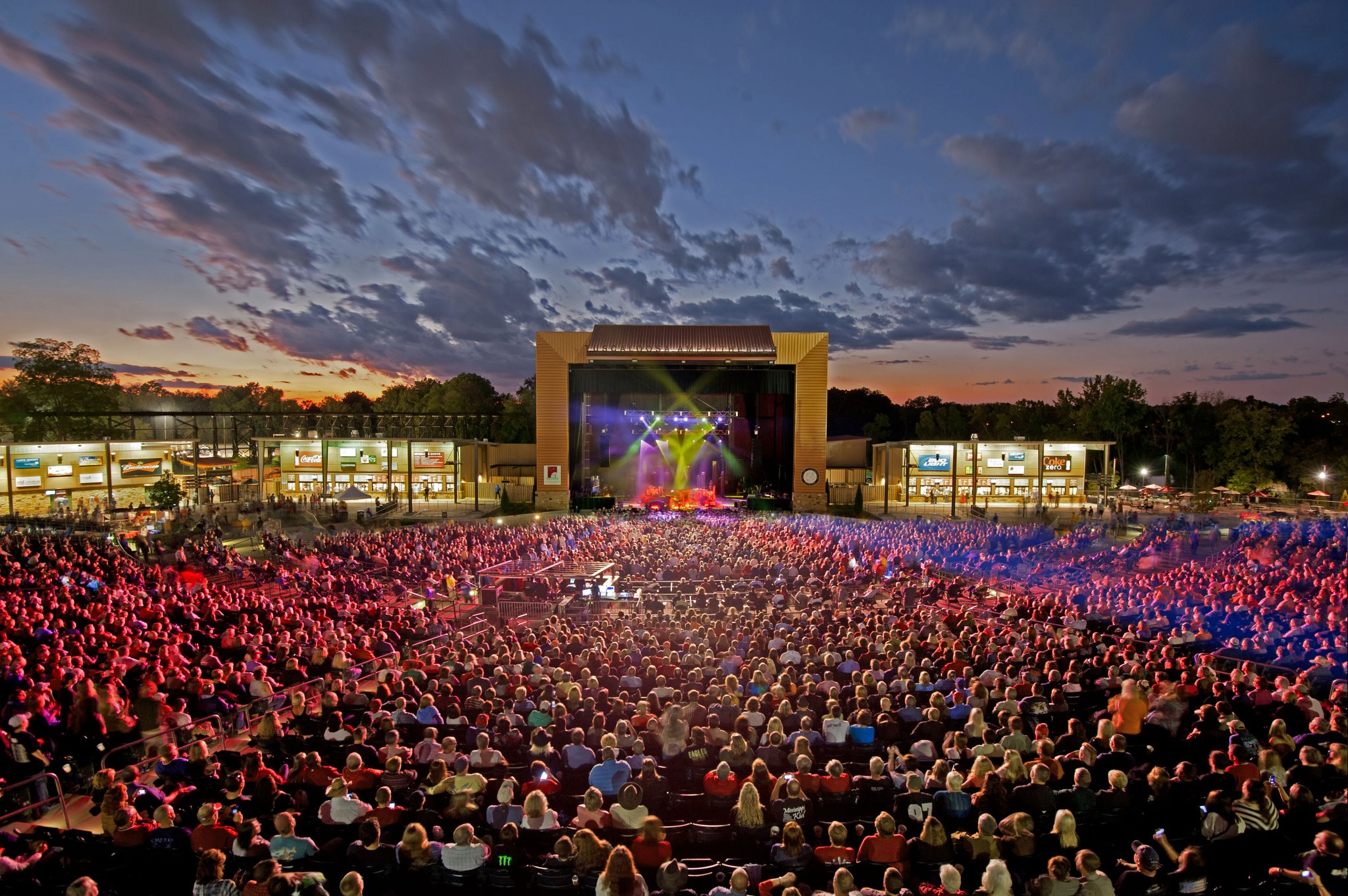 Image result for tuscaloosa amphitheater