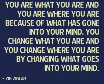 Motivational Quotes for Sales Professionals ~ Zig Ziglar Attitude