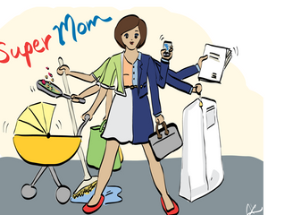 Mompreneurs and Taking Care of Yourself