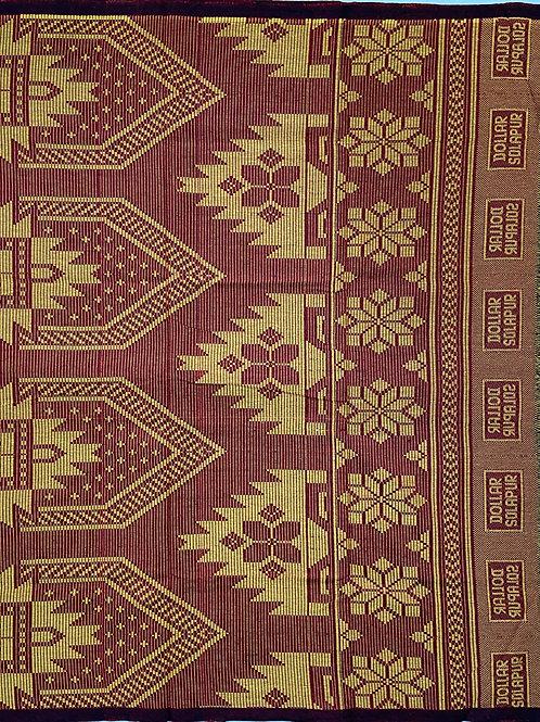 #45    Solapur's handloom chaddars. size 60 * 90