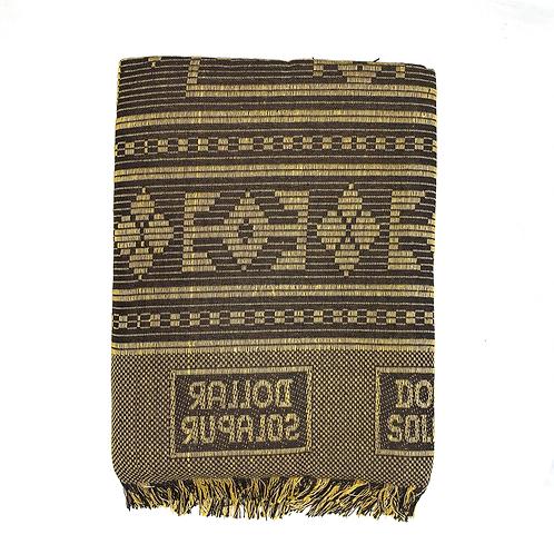 #42    Solapur's handloom chaddars. size 60 * 90