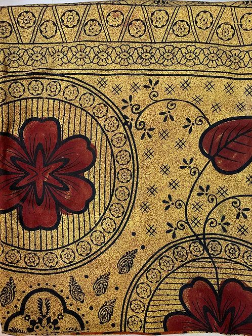 Solapur's 100% pure cotton handloom double bedsheet