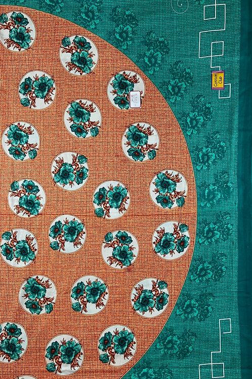 #105  | 100% cotton bedsheets 1+2