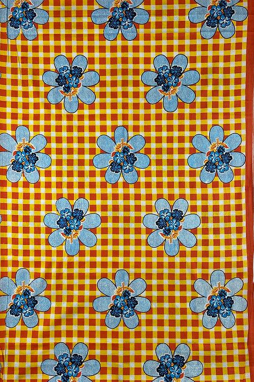 #107  | 100% Cotton Double bedsheets 1+2