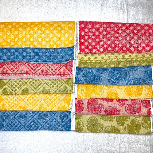 pack of 6 napkins pure cotton
