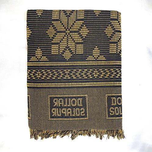 #41  | Solapur's handloom chaddars. size 60 * 90