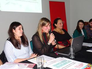 Agrupación Abanico participó del VII Encuentro de Mediadores de Lectura de Los Ríos