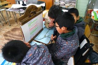 Agrupación Abanico cierra su proyecto Kamishibai II: crea, ilustra y cuenta tu historia en escuelas