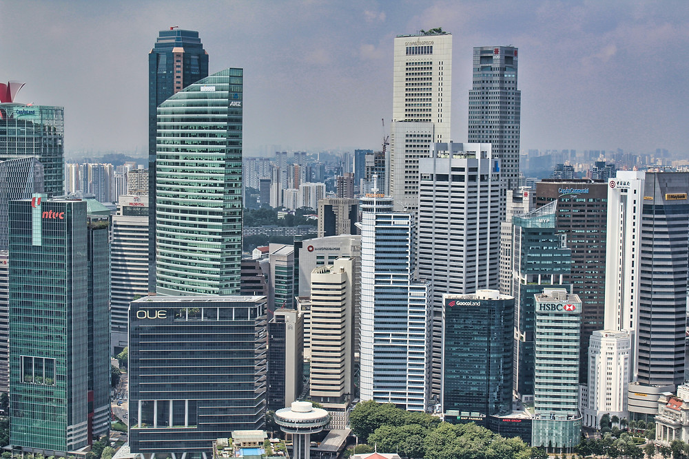Growing your regional business through Singapore