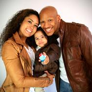 Ryan Shazier & Family