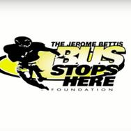 Mel Blount recieves Jerome Bettis Humanitarian Award for 2012
